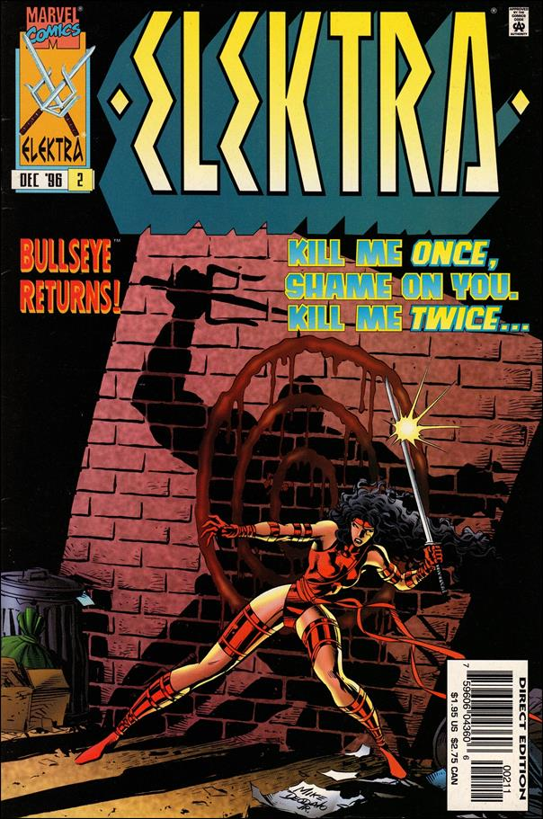 Elektra (1996) 2-A by Marvel