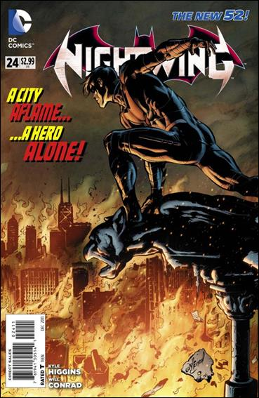 Nightwing (2011) 24-A by DC