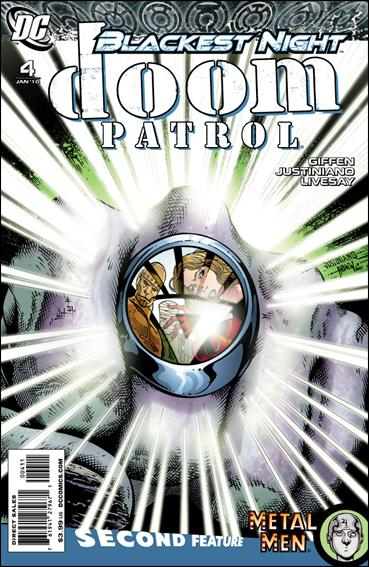 Doom Patrol (2009) 4-A by DC