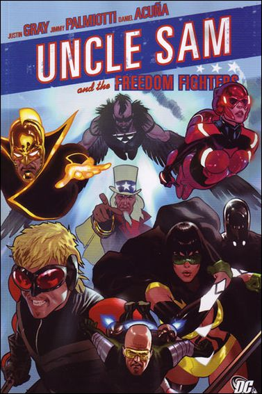 Uncle Sam and the Freedom Fighters 1-A by DC