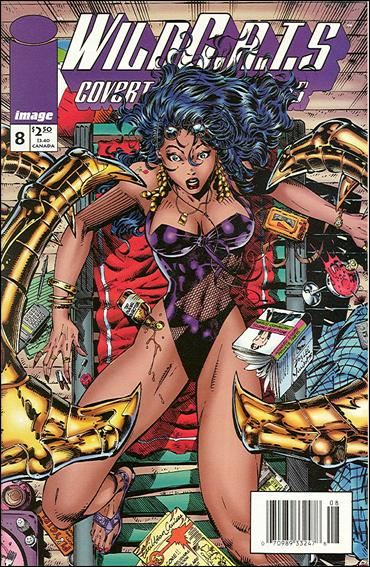 WildC.A.T.s: Covert Action Teams 8-A by Image