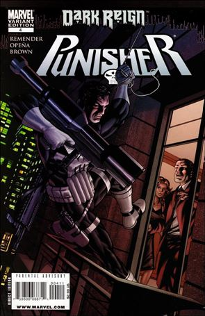 Punisher (2009) 4-B