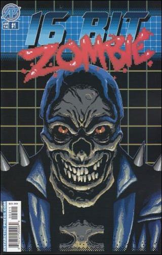 16-Bit Zombie 1-A by Antarctic Press