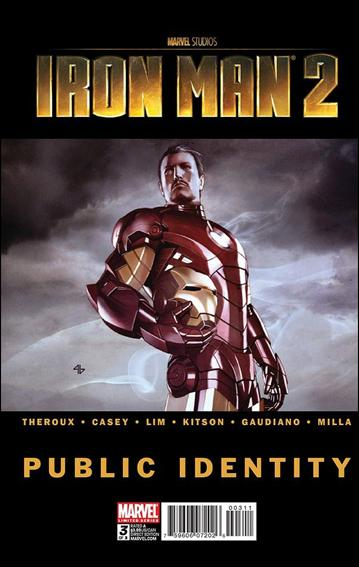 Iron Man 2: Public Identity 3-A by Marvel