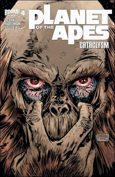 Planet of the Apes: Cataclysm 4-B by Boom! Studios