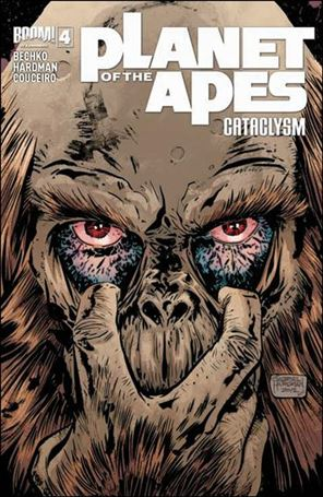 Planet of the Apes: Cataclysm 4-B