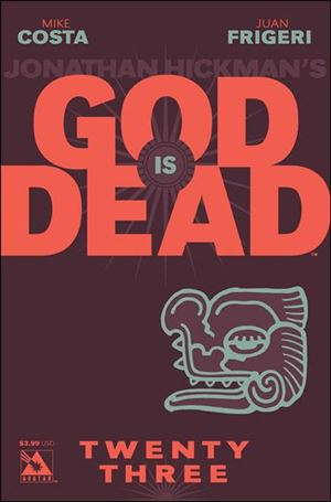 God is Dead 23-A