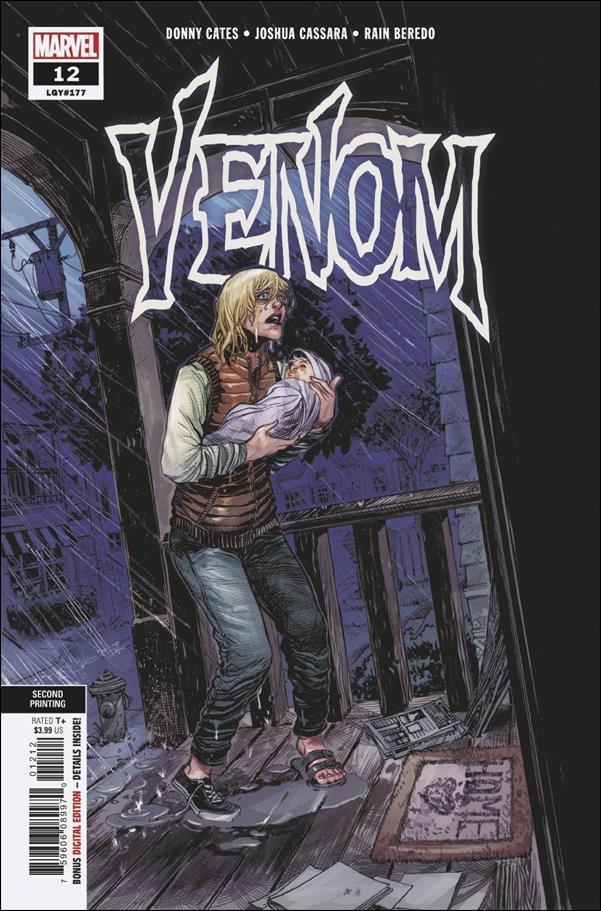 Venom (2018) 12-C by Marvel