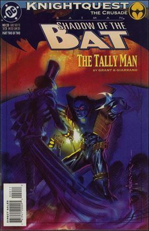 Batman: Shadow of the Bat 20-A