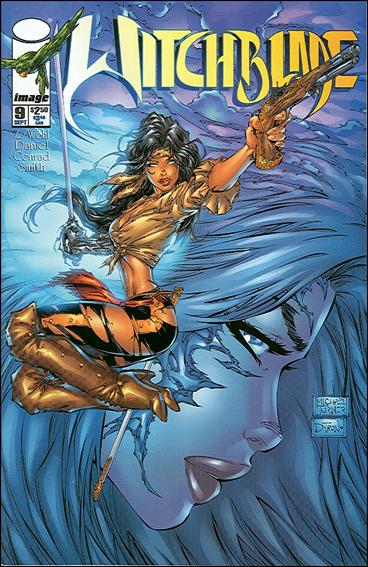 Witchblade 9-A by Top Cow