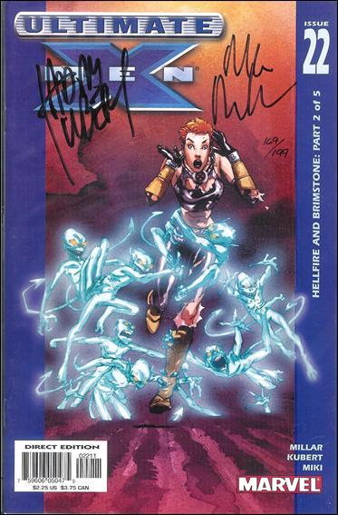 Ultimate X-Men (2000) 22-B by Marvel