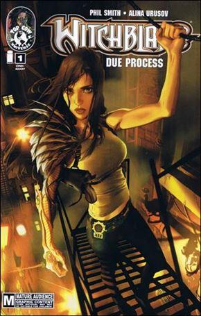 Witchblade: Due Process 1-A