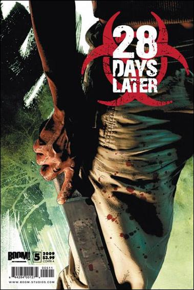 28 Days Later 5-A by Boom! Studios