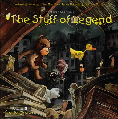 Stuff of Legend (2010) 1-A by Th3rd World Studios