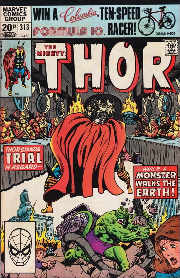 Thor (1966) 313-B by Marvel