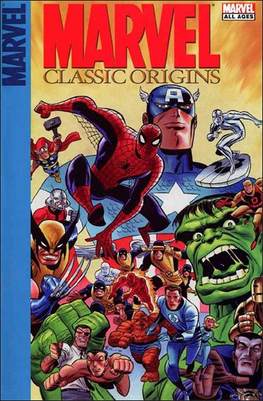 Target Marvel Classic Origins 1-A by Marvel