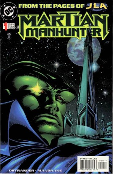 Martian Manhunter (1998) 1-A by DC