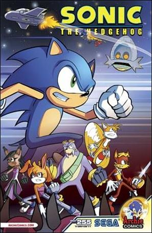 Sonic the Hedgehog (1993) 255-B