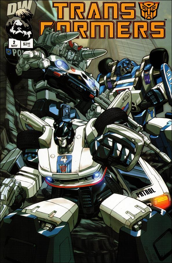 Transformers: Generation 1 (2002) 2-A by Dreamwave
