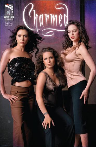 Charmed 1-C by Zenescope Entertainment