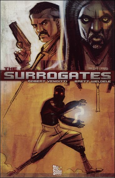 Surrogates 1-A by Top Shelf