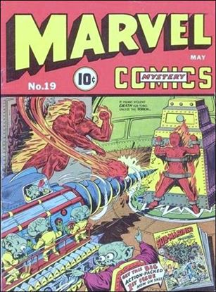 Marvel Mystery Comics (1939) 19-A