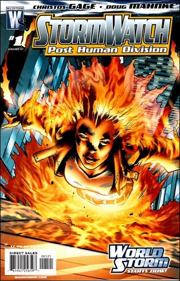 StormWatch: P.H.D. 1-B by WildStorm