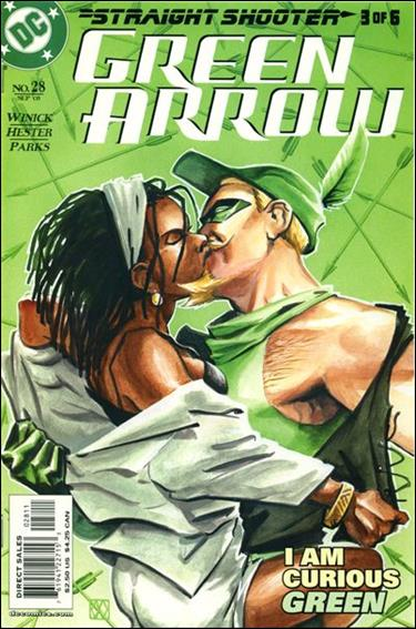 Green Arrow (2001) 28-A by DC
