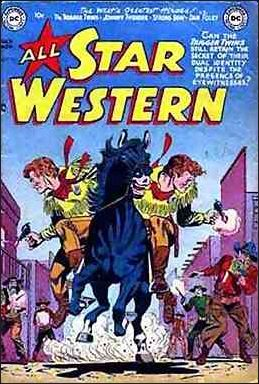 All-Star Western (1951) 73-A by DC