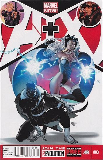 A+X 3-A by Marvel