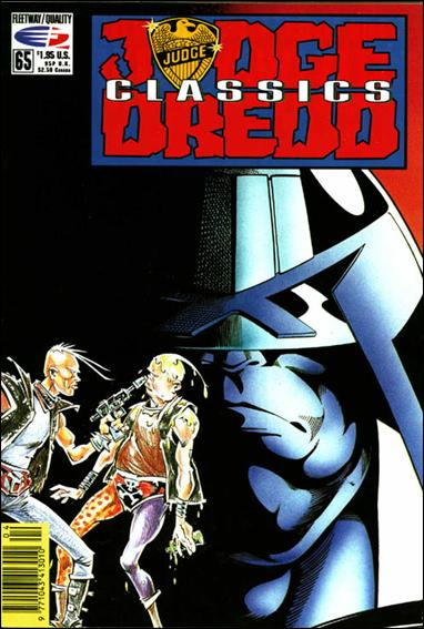 Judge Dredd Classics (1991) 65-A by Fleetway Quality