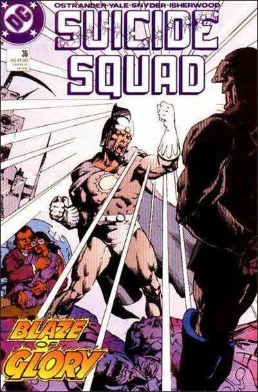 Suicide Squad (1987) 36-A by DC