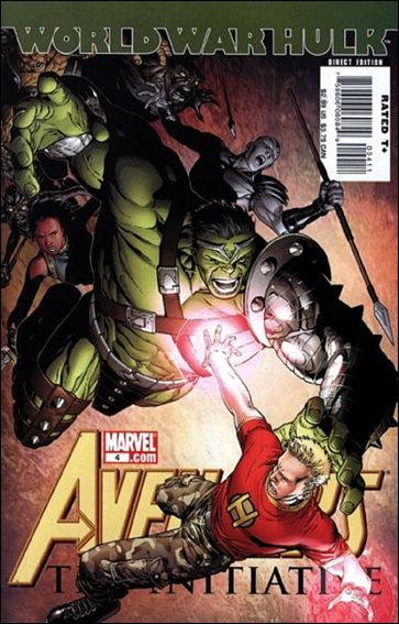 Avengers: The Initiative 4-A by Marvel