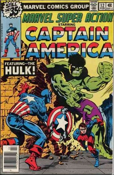 Marvel Super Action (1977) 12-A by Marvel