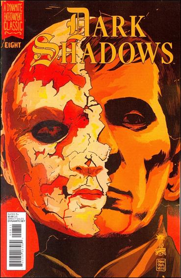 Dark Shadows (2011) 8-A by Dynamite Entertainment