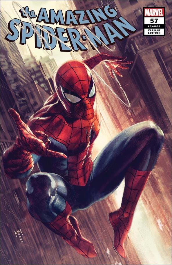Amazing Spider-Man (2018) 57-B by Marvel