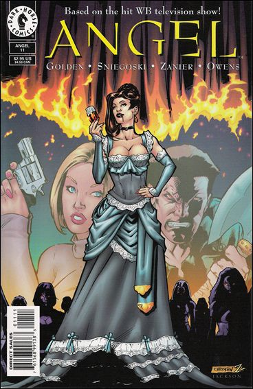 Angel (1999) 11-A by Dark Horse