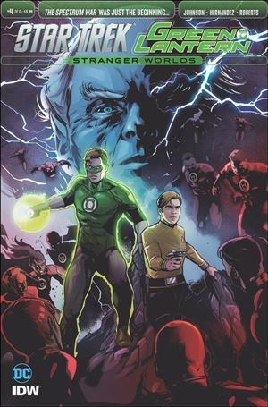 Star Trek/Green Lantern (2016) 4-A