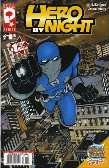 Hero by Night (2007/03) 1-A by Platinum Studios