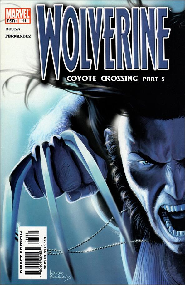 Wolverine (2003)  11-A by Marvel