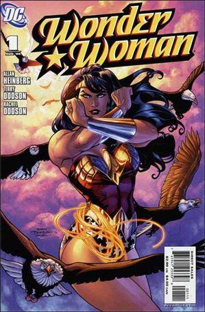 Wonder Woman (2006) 1-A