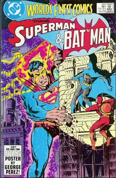 World's Finest Comics 301-A by DC
