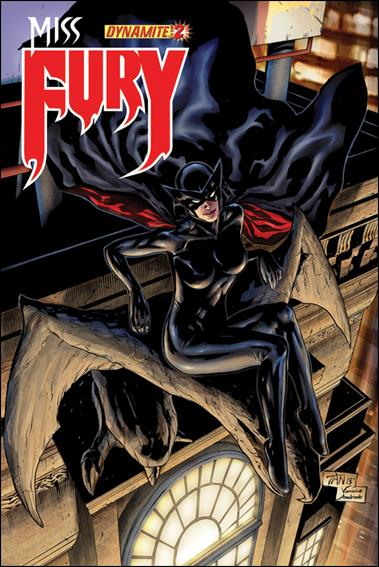 Miss Fury (2013) 2-C by Dynamite Entertainment
