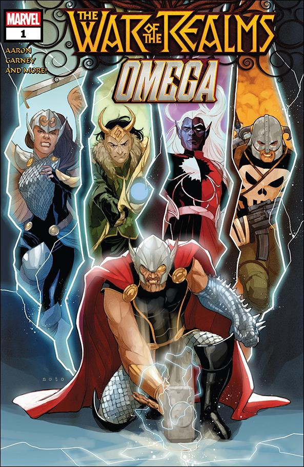 War of the Realms: Omega 1-A by Marvel