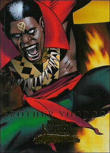 2008 Marvel Masterpieces: Series 3 (Marvel Knights Subset) MK2-A by Fleer