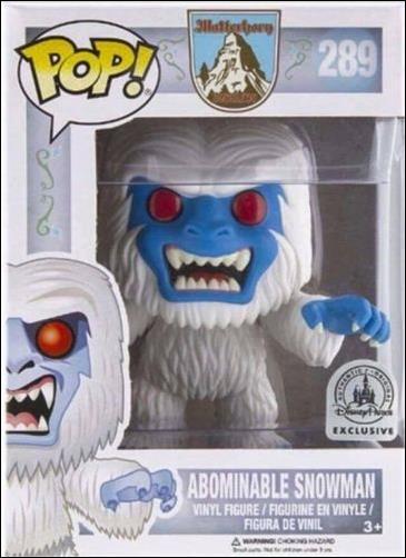 POP! Disney Abominable Snowman by Funko