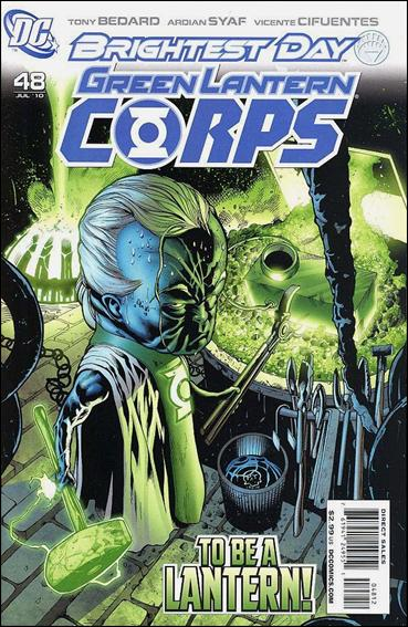 Green Lantern Corps (2006) 48-B by DC