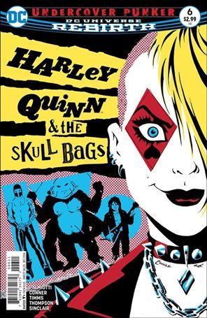 Harley Quinn (2016) 6-A