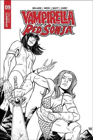 Vampirella / Red Sonja 9-I