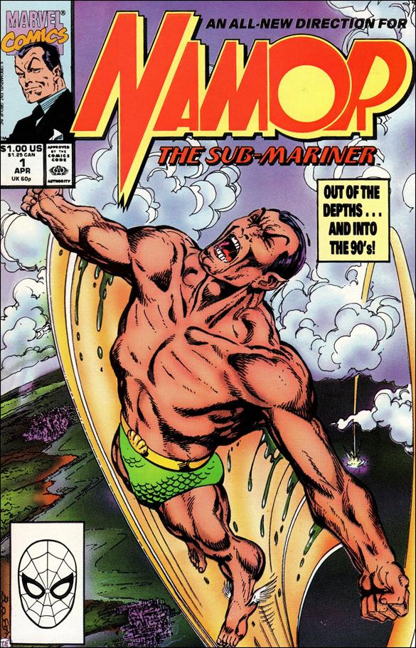 Namor, The Sub-Mariner 1-A by Marvel